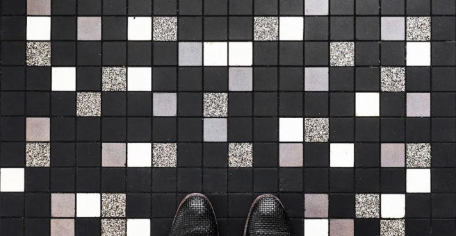 The Ornate Mosaics and Colorful Tiles of Parisian Floors
